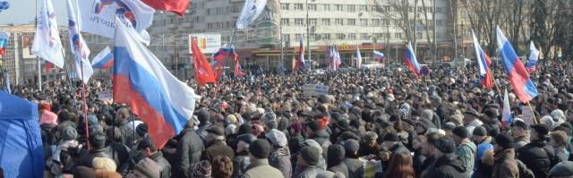 La rivoluzione incompleta. Breve storia della crisi ucraina