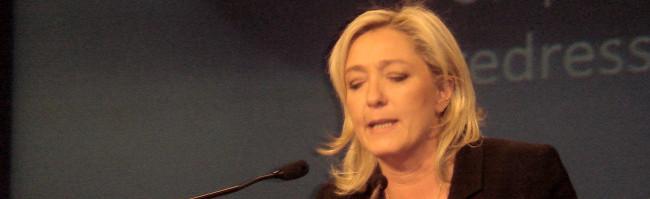 Marine Le Pen: la Francia e il male nero dell'Europa