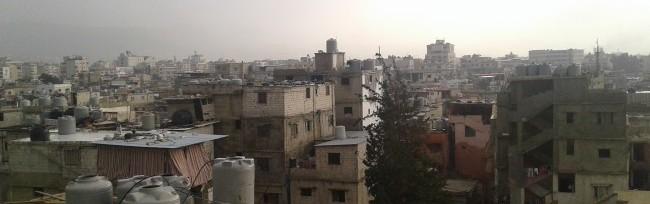 Voci da Shatila: reportage da un campo profughi