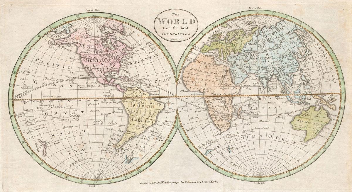 """Cos'è la world history? """"Storia globale"""" di Sebastian Conrad"""