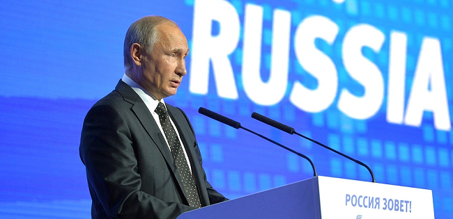 La cyber-strategia di Putin: hard e soft power all'ombra della Rete