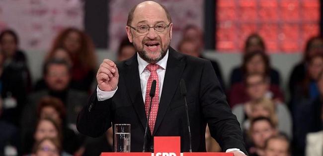 La SPD ai tempi di Martin Schulz