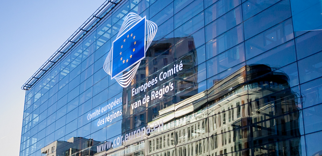 L'Unione Europea e lo spazio delle regioni