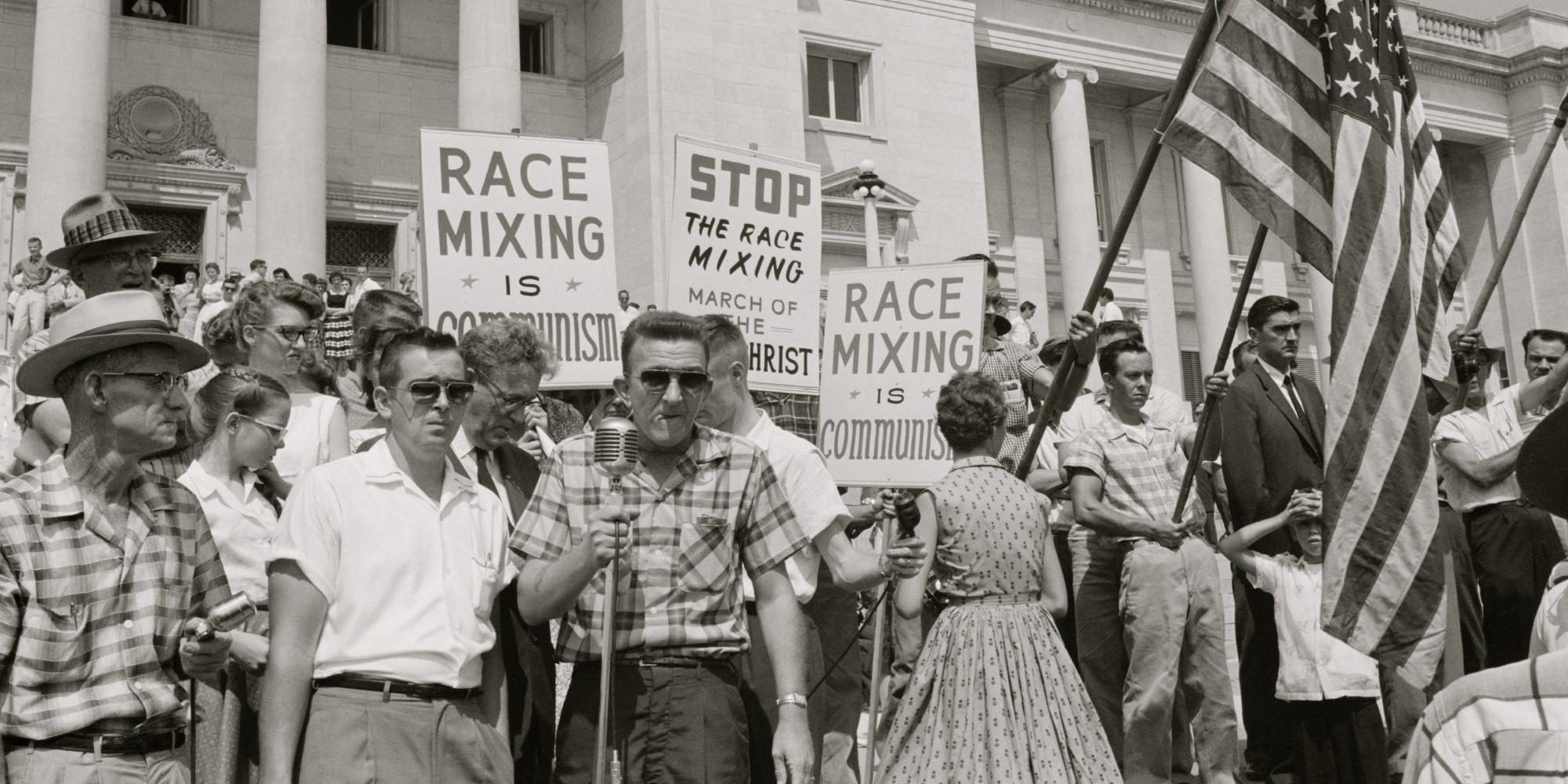 Burgio razzismo