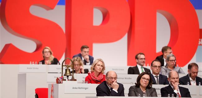 Verso la Grande Coalizione? Il dilemma della SPD