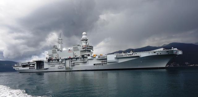 Marina Militare - geopolitica del mare