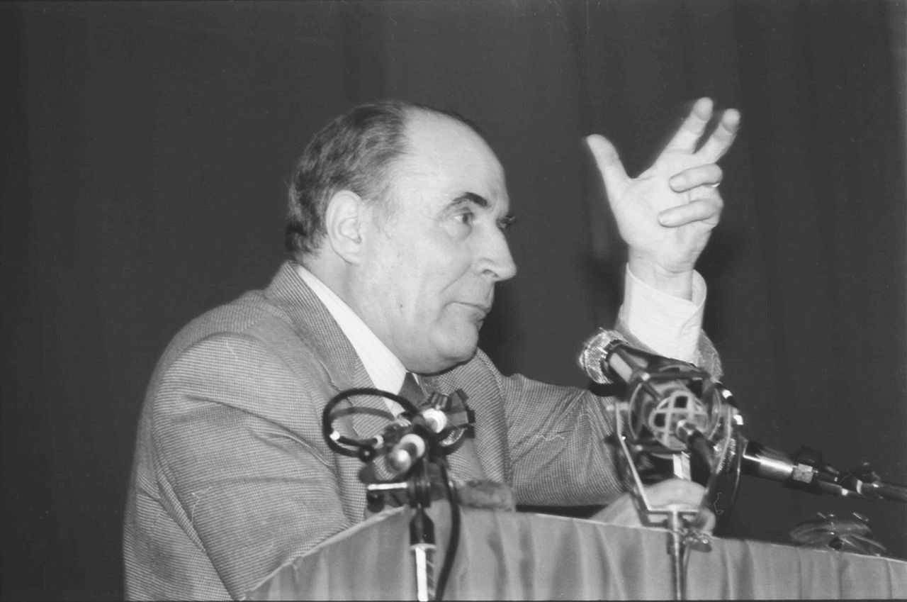 La presidenza Mitterrand