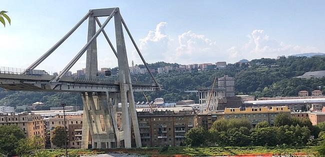 Genova e il crollo del Ponte Morandi