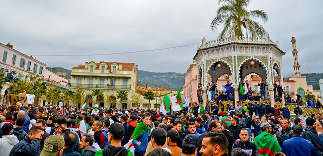 Le proteste in Algeria e la fine di un'era