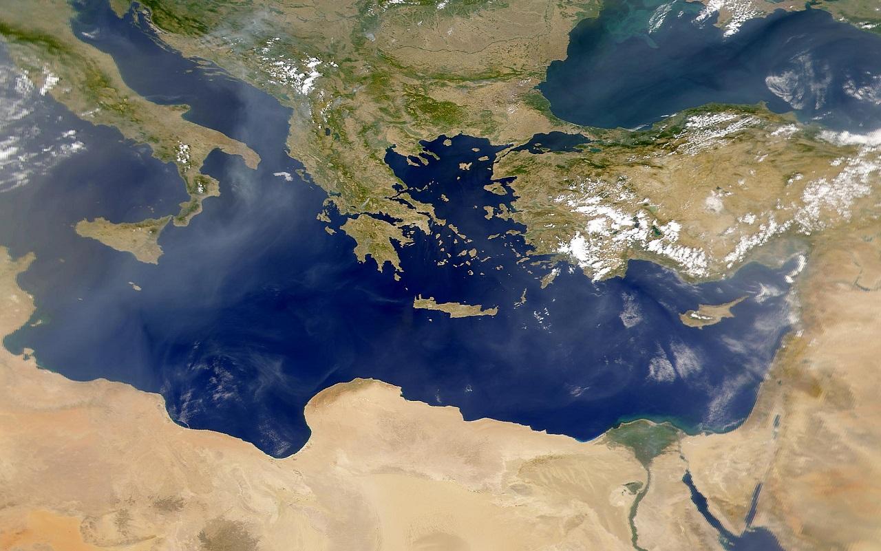 Mediterraneo orientale gas