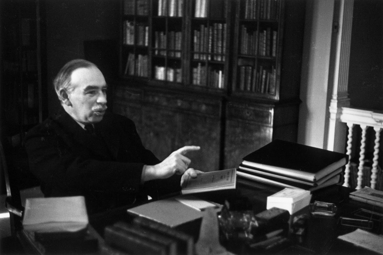 Keynes - La Malfa