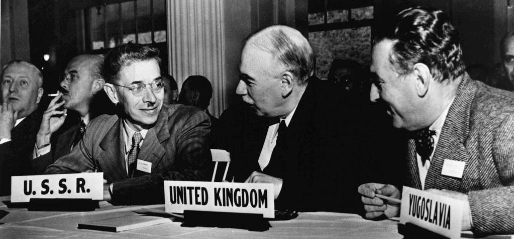 Bretton Woods Keynes trenta gloriosi