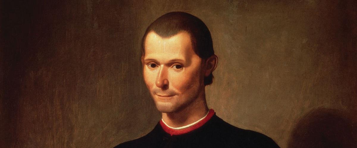 """Tutte le opere"" di Niccolò Machiavelli"