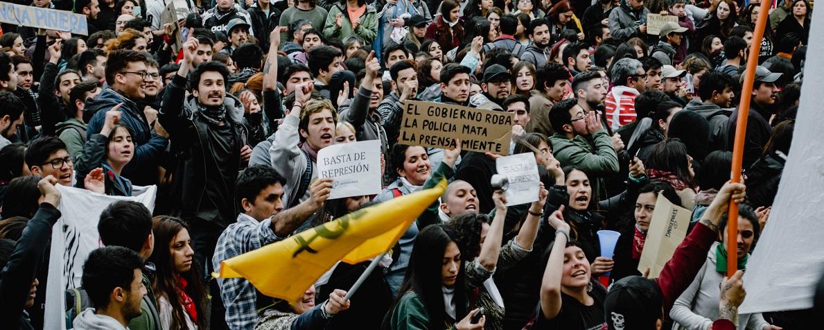 La meglio gioventù cilena. Frente Amplio e rinnovamento generazionale in Cile