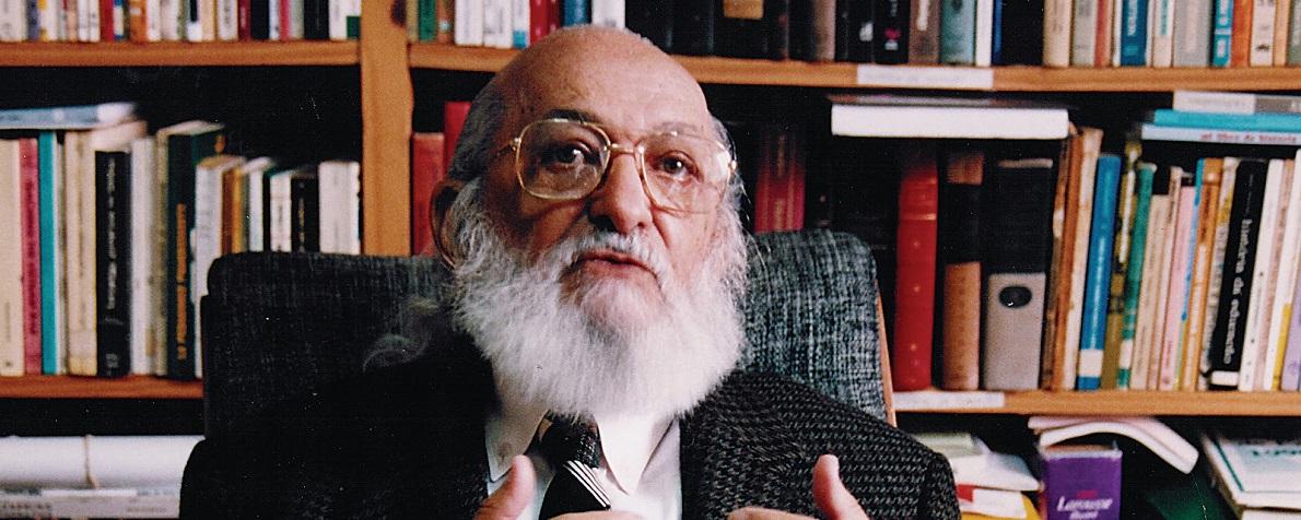 Pedagogia Paulo Freire