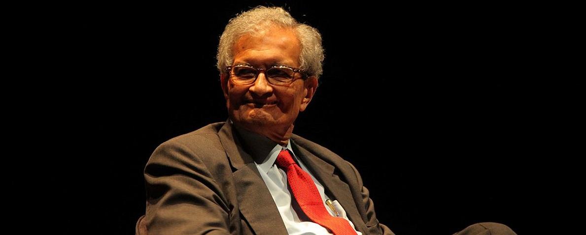 Amartya Sen Mattia Baglieri