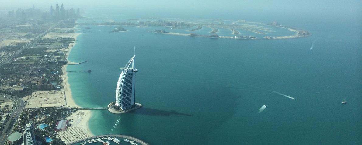 """Dubai, l'ultima utopia"" di Emanuele Felice"