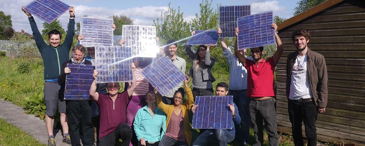 Come si fa una comunità energetica