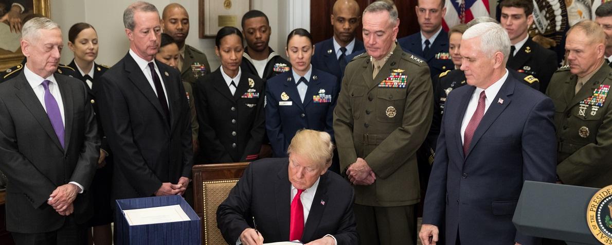 Declino egemonia americana