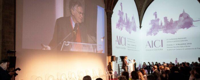"""""""Italia è cultura"""": la conferenza AICI 2019"""