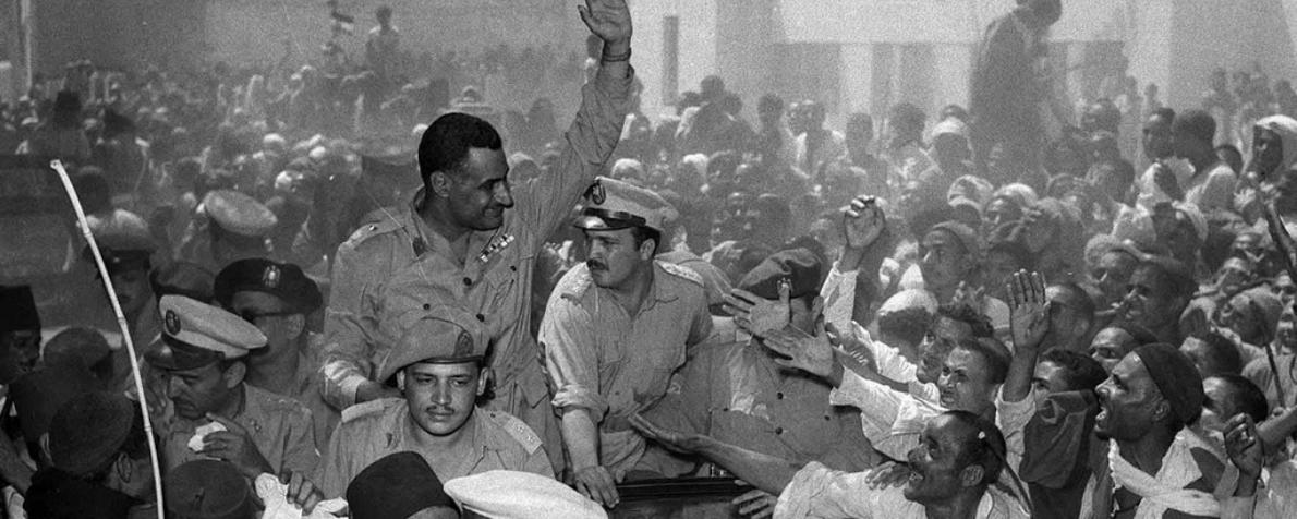 Overstating mediorientale Nasser