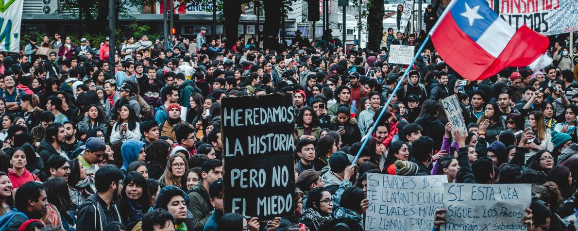 Ma il Cile è sempre più blu? Un'analisi del referendum