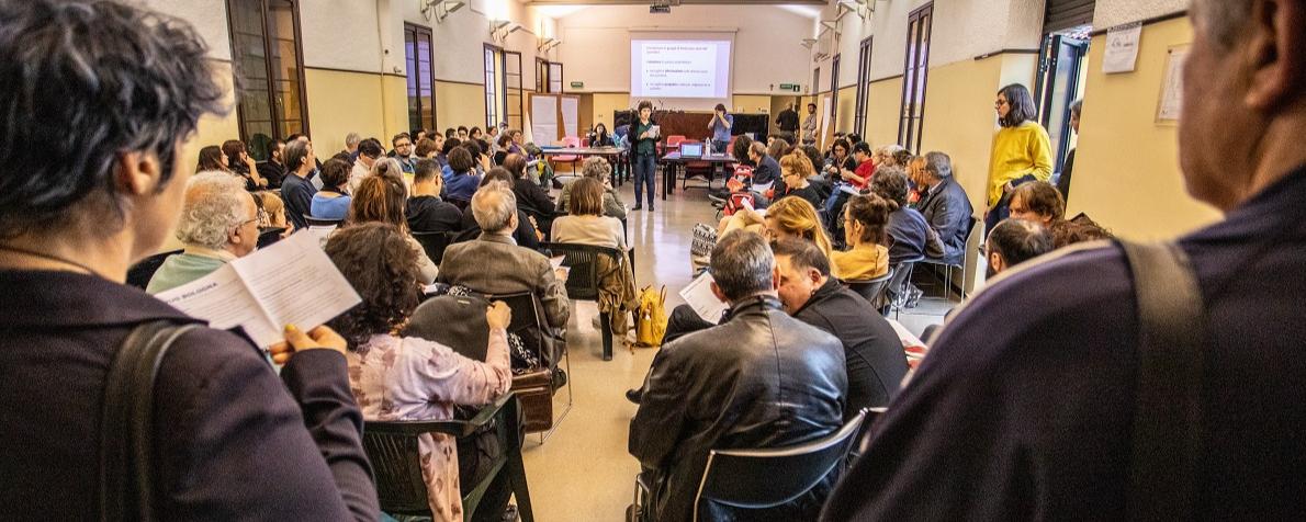 """""""Partecipazione, processi di Immaginazione Civica e sfera pubblica"""" di Roberta Paltrinieri"""
