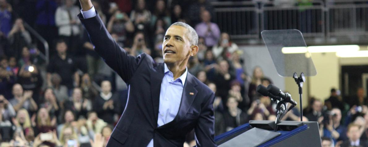 Terra promessa Barack Obama