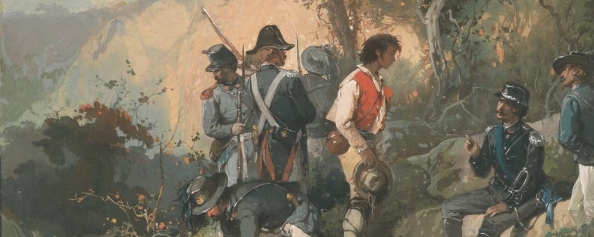 Il revival del brigantaggio meridionale