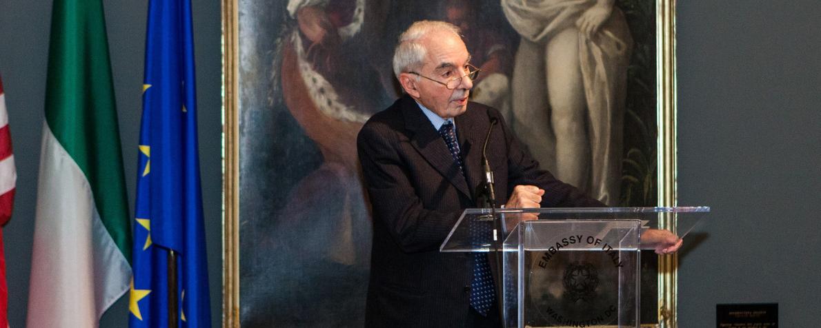 Intervista a Giuliano Amato