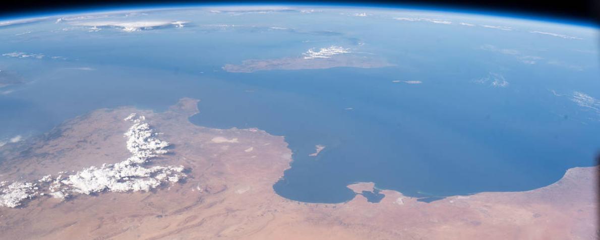La Libia e l'interesse energetico italiano nel Mediterraneo