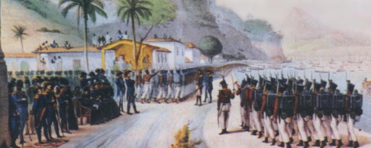 Restaurazione atlantica Banda Oriental Viviana Mellone