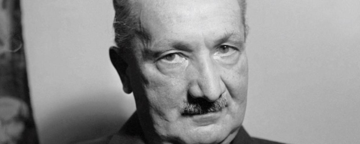 Napoleoni e Heidegger