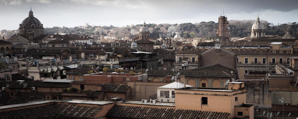 """The Passenger – Roma"""