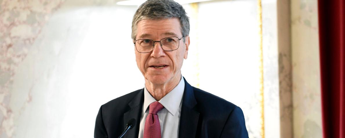 Intervista a Jeffrey Sachs
