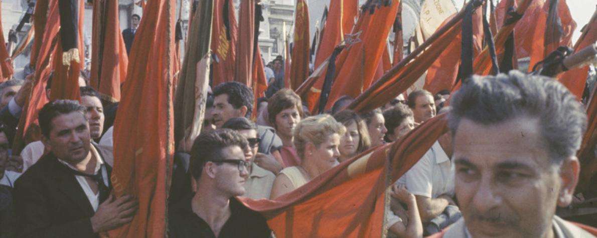 Comunisti a modo nostro Macaluso e Petruccioli