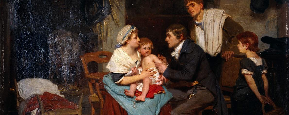 Vaiolo e vaccinazioni